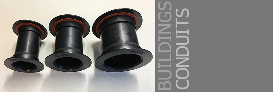 products building conduits